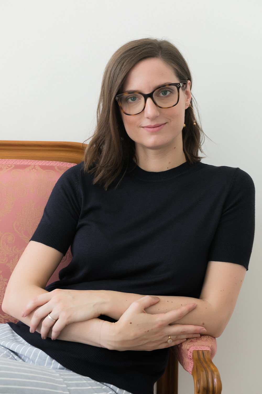Grafikdesign Agentur Viktoria Platzer Portrait