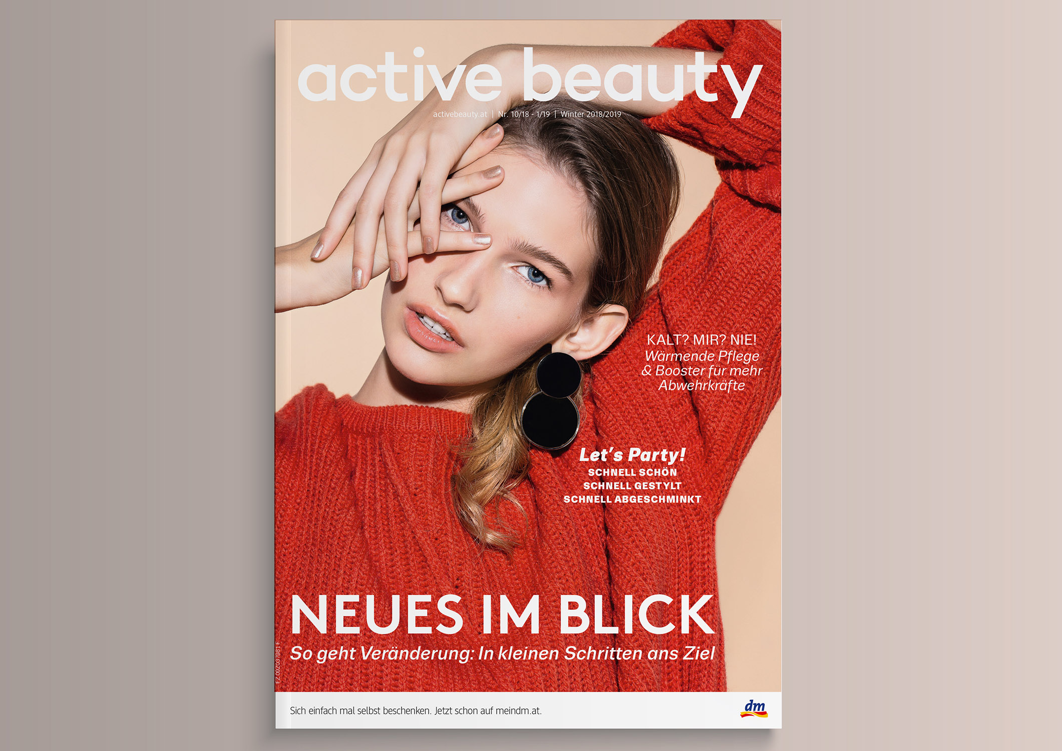 active beauty Magazine