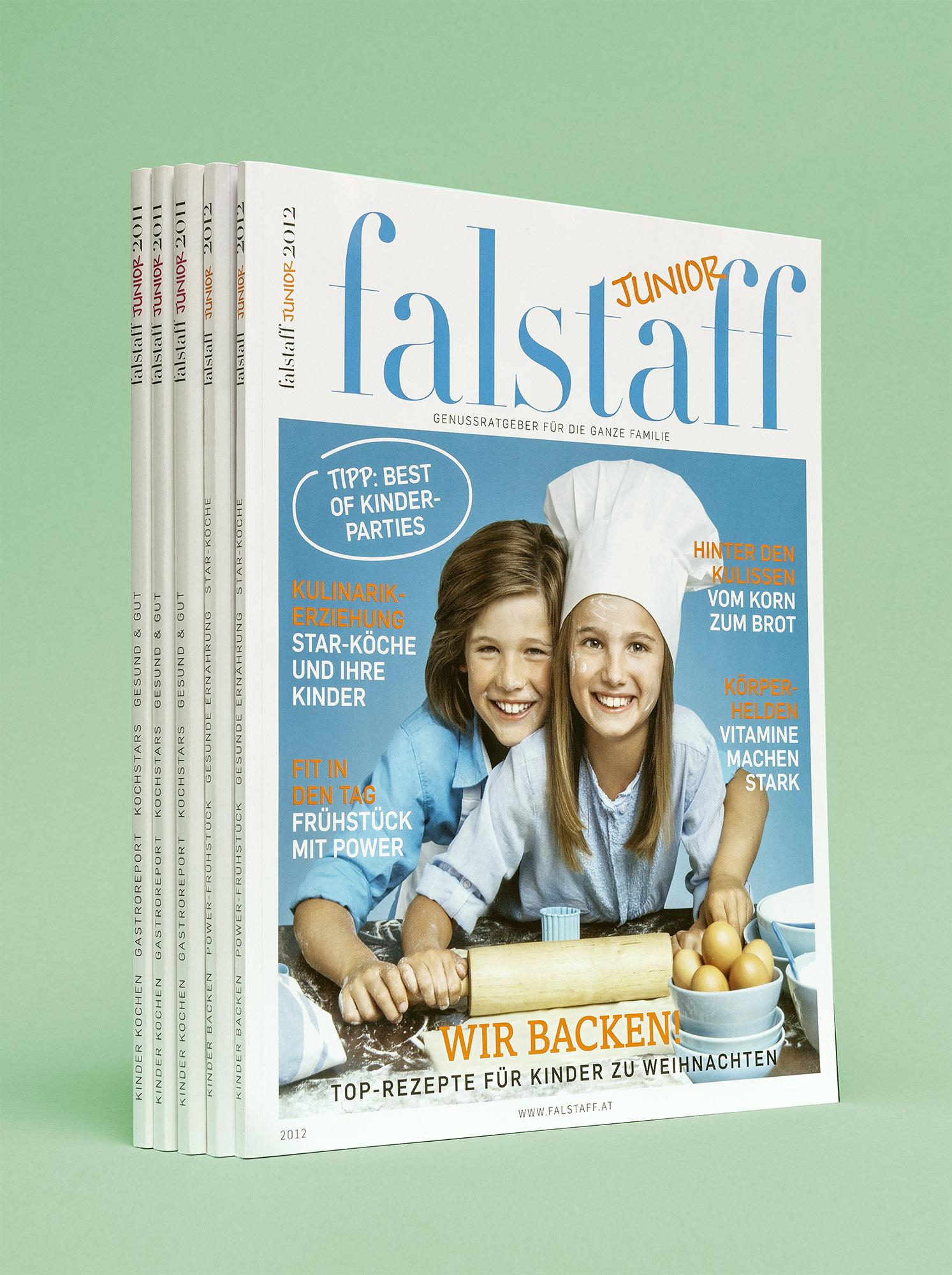 Grafikdesign Agentur Viktoria Platzer Editorial Design Falstaff2